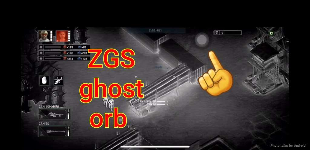 ZGS ghost sighted...