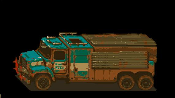 Buses recuperados y Restaurados.... bueno casi