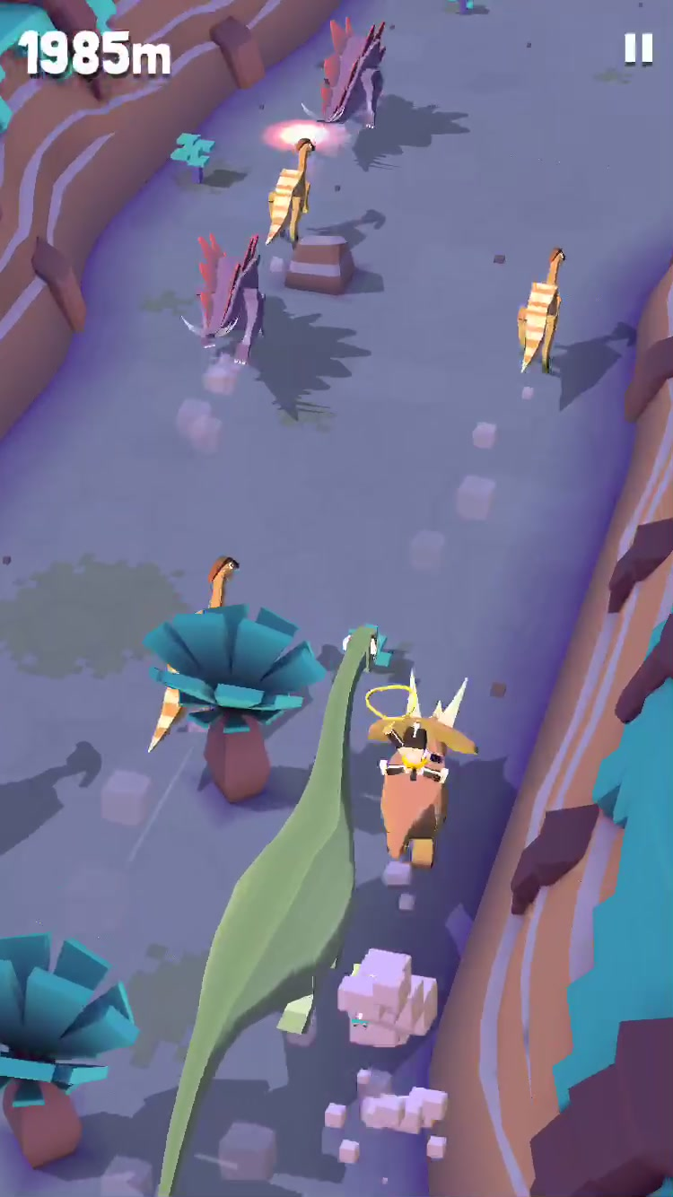 How to tame the secret dimetrodon on rodeo stampede!'