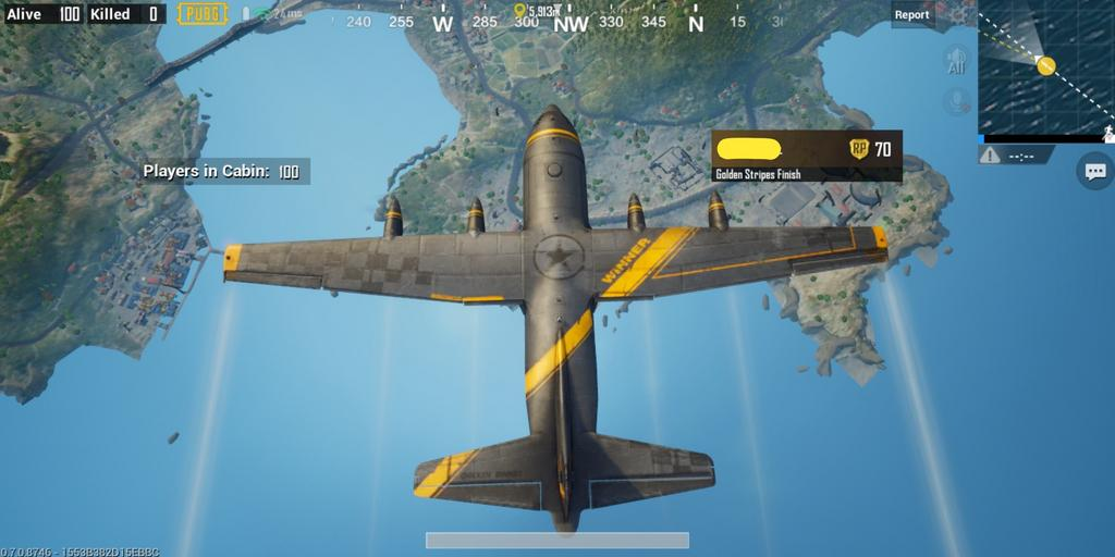 Plane customization