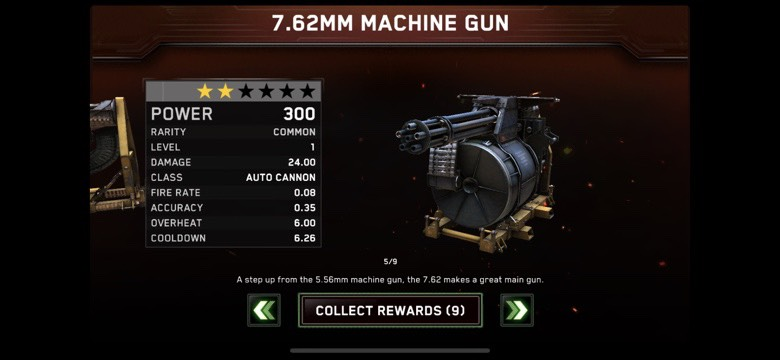 How rare is it to get 3 7.62mm ACs in a single crate?