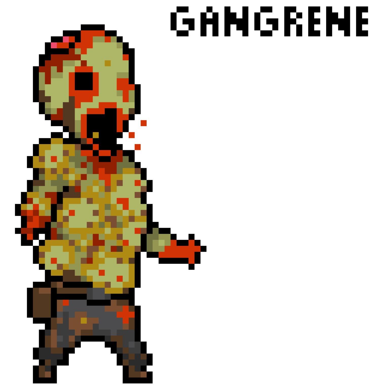 Zombie idea: Gangrene.
