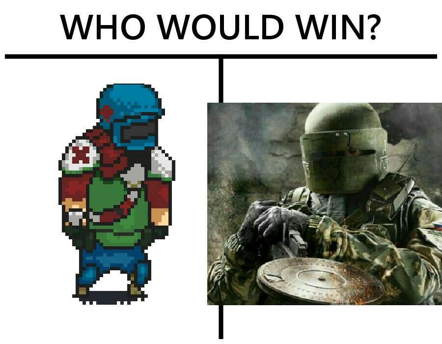 Some memes... for Deadnought3
