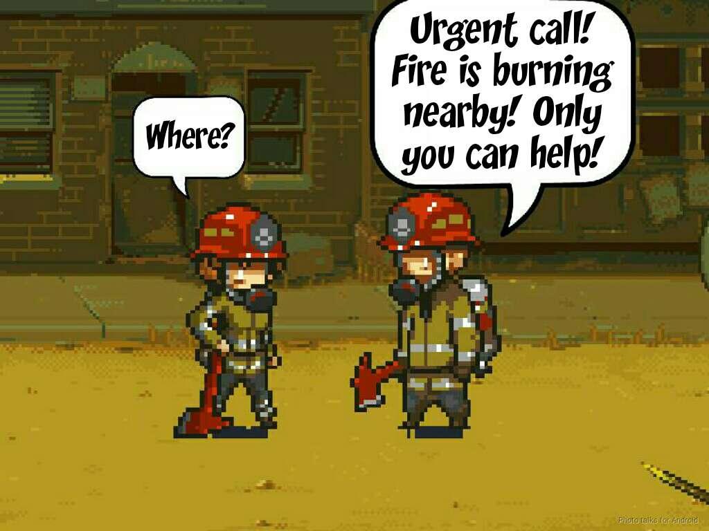 -= Just4Fun: On Fire! =- [РУС тоже]