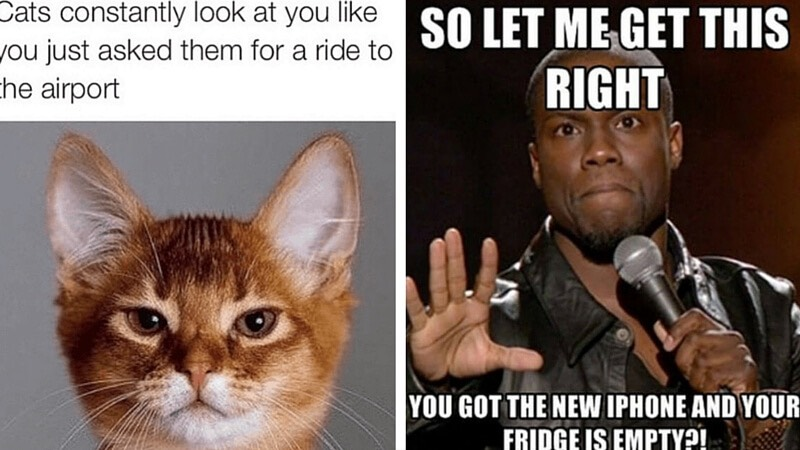 If you like Kevin Hart you will like this and if you like it follow me
