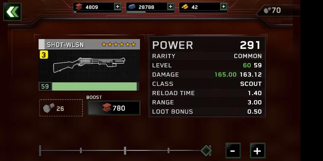 My First 6 Tsar Weapon!!!