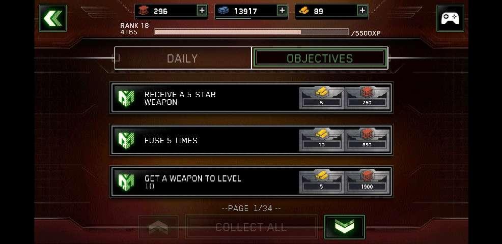 Objectives glitch?