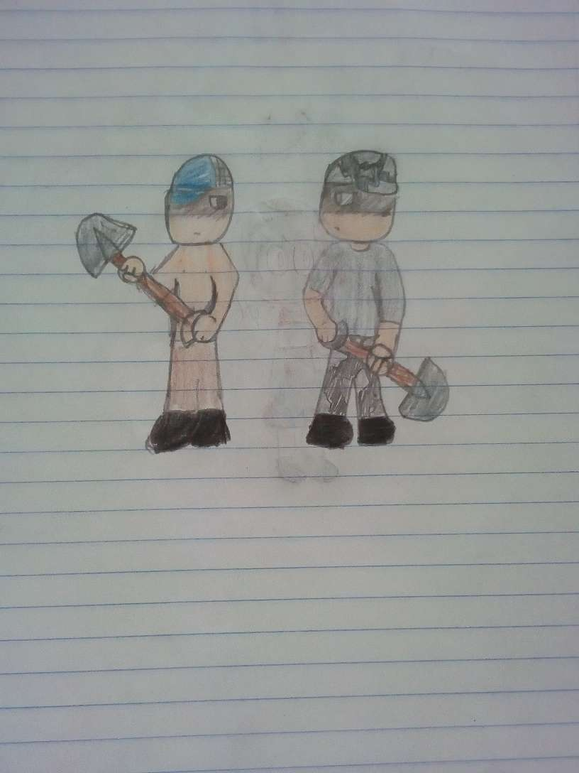 Redneck and Marine