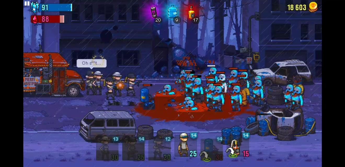 Hammer down - zombie horde annihilation 👊