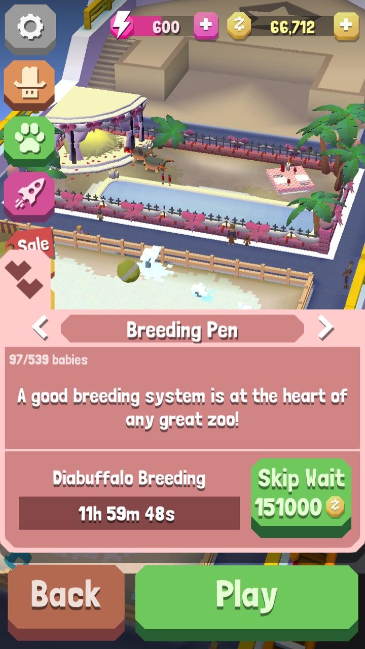 I'm breeding a diabuffalo. It was a hart to breed him.