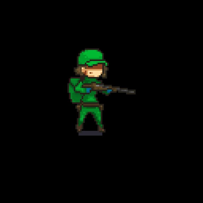 R.P.U. Soldiers