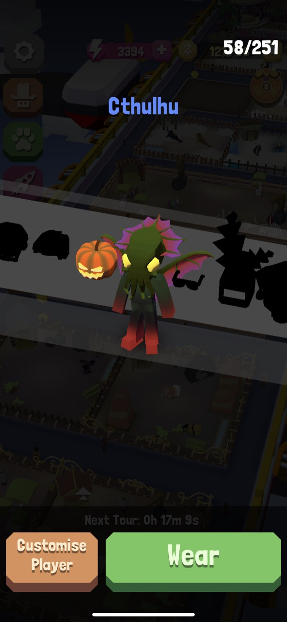 Which one of these skins should I wear do Halloween?