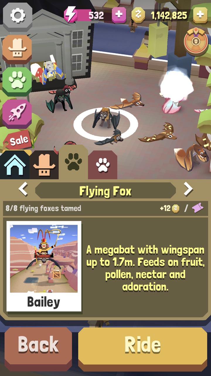 Species: Flying Fox