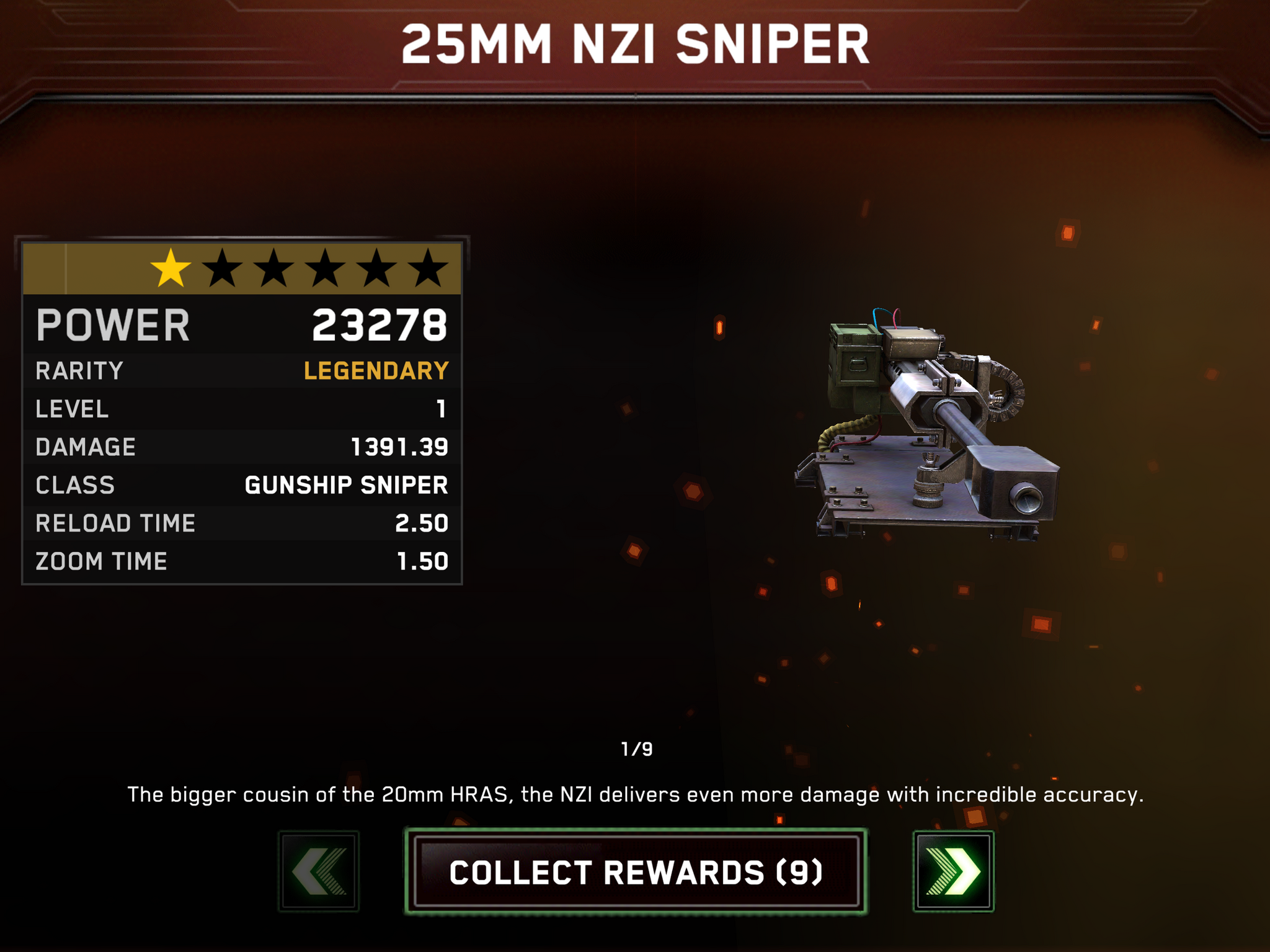 And this drop from a common crate