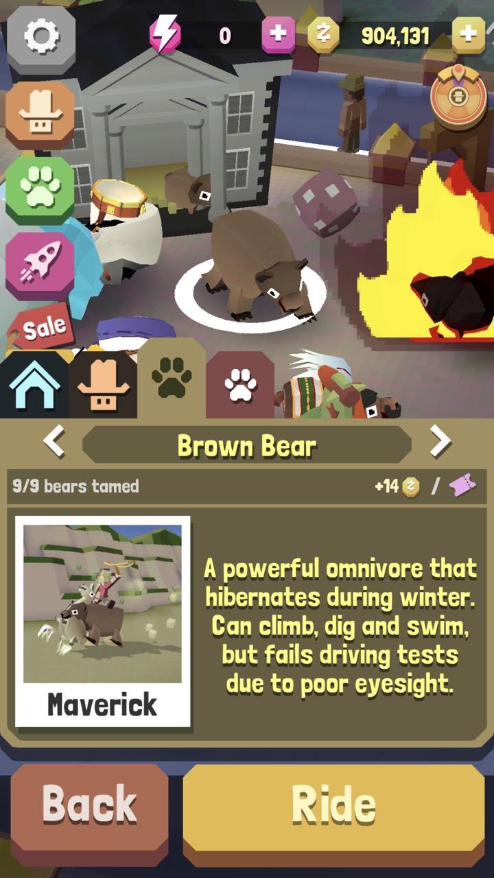 Species: Bear