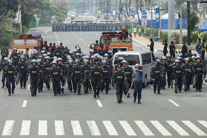The Riot police (unit idea)