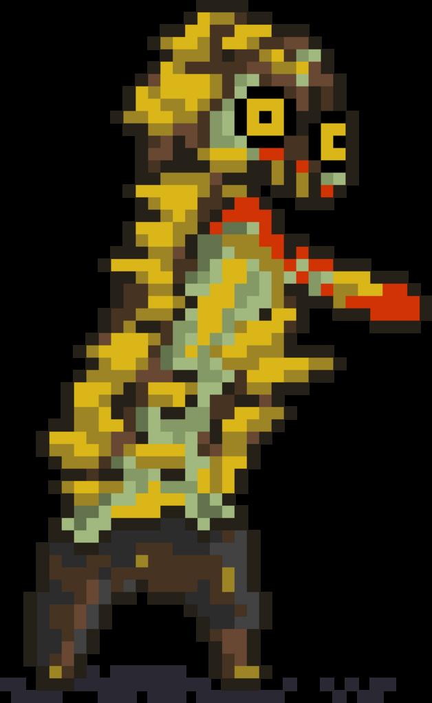 Zombie idea: Spore (Zombie)