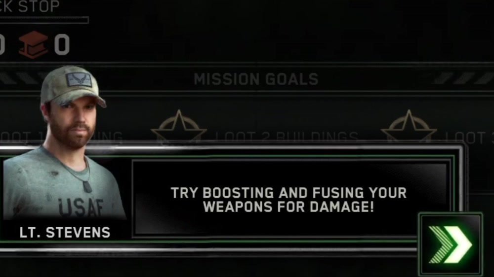 I know how to boost and fuse weapons for damage