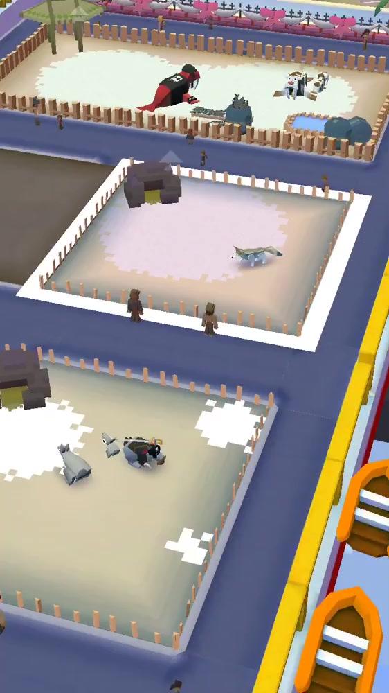 Building habitat for my fox 🦊