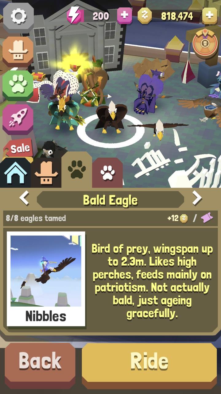 Species: Eagle